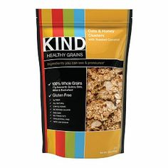 I'm learning all about KIND Healthy Grains Oats