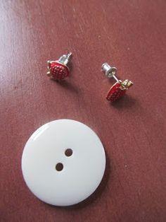 Ohrringe unterwegs aufbewahren