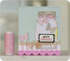 Jar cards are so popular right now