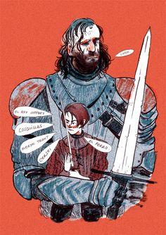 https://www.behance.net/gallery/26196559/The-Hound-and-Arya