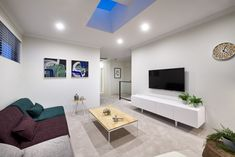 #livingroom #skylight #comfort #newhouse #layback #television #relaxing #yourhome #firsthome #contemporaryliving #newhome #sitback #beyou