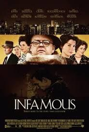 Toby Jones does a great Capote. Liked this film but unfortunate timing