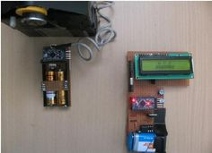 Automatic Meter Reading (AMR) using Arduino