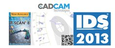 IDS 2013 Cologne. This is Tekscan_CAD Technologies - MeetMe scheduling profile