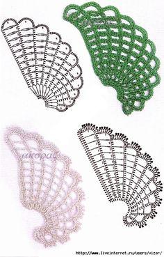 Com Best 11 Crochet leaf – chart / Hoja de ganchillo – diagrama – SkillOfKing. Crochet Leaves, Crochet Motifs, Crochet Flower Patterns, Crochet Diagram, Crochet Flowers, Freeform Crochet, Hat Patterns, Crochet Chart, Crochet Diy