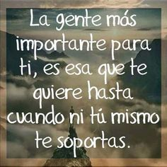 La gente más importante para ti es esa que #Instagram de #proZesa  Instagram frases instagram proZesa Spanish Inspirational Quotes, Spanish Quotes, Words Quotes, Me Quotes, Postive Quotes, The Ugly Truth, Motivational Phrases, Spiritual Wisdom, Love Messages
