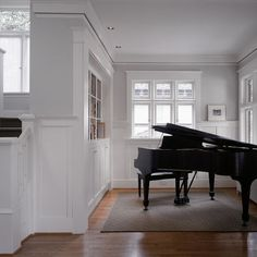 Spaces Decorating A Piano Room Design, Pictures, Remodel, Decor and Ideas - page 2