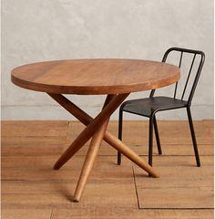 Elliptic Dining Table $598.00. Anthropologie