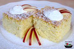 Vanilkový jahelný nákyp | Jíme rádi