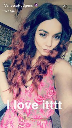 Snapchat Screenshot - Vanessa Hudgens (GypsyBanessa)