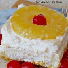 Creamy Spinach Gratin – Can't Stay Out of the Kitchen Brownie Desserts, Oreo Dessert, Mini Desserts, Coconut Dessert, Cream Cheese Desserts, Layered Desserts, No Bake Desserts, Easy Desserts, Delicious Desserts