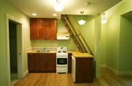 accessory dwelling unit kitchen in the Alameda neighborhood, Portland