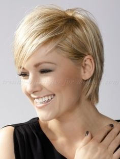 ... bob haircuts - layered short bob hairstyle|trendy-hairstyles-for-women