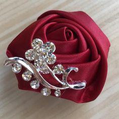 10pc Cinta Flor Elegante Daisy Apliques hágalo usted mismo Coser Boda Deco B19