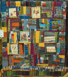 Quilt Inspiration: California Fall Quilt Show: Contemporary Quilts