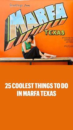 Texas Roadtrip, Texas Travel, Rv Travel, Travel Guide, Marfa Texas, Prada Marfa, Us Destinations, Us Road Trip, Road Trippin