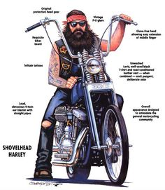 An outlaw motorcycle club (sometimes known as a motorcycle gang or biker gang) is a motorcycle subculture which has its roots in the immediate post-World War II era of American society. Description from imgarcade.com. I searched for this on bing.com/images
