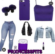 Boujee Outfits, Baddie Outfits Casual, Swag Outfits For Girls, Cute Teen Outfits, Teenage Girl Outfits, Teenager Outfits, Dope Outfits, Teen Fashion Outfits, Stylish Outfits