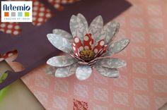 Fleurs en papier | Artemio Créateur d'idées