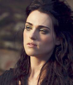Katie McGrath as Morgana in Merlin
