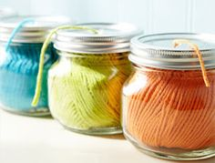 for those gorgeous yarns you'd love to display while storing