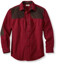 1ea99302c1c1d Durable Hunting Shirt Grouse Hunting, Pheasant Hunting, Quail Hunting,  Chamois Shirt, Flannel
