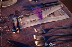 deco servilleta lavanda mantelería boda junto al mar radiant orchid pantone Marbella