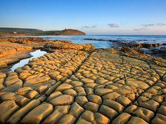 Broad Bench, Jurassic Coast, Dorset, England