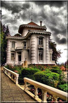 Atatürk Pavilion, Trabzon/Turkey #Turkiye #Ataturk #Leader