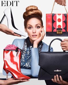 How Olivia Palermo Is Taking Over the Fashion World: Not surprisingly, Olivia Palermo's impeccable style is in her DNA — that's one of the first things we learn from the fashion darling's sit-down with The Edit, where she told the magazine her mother and grandmother are largely responsible for instilling in her an early awareness about her appearance.    1