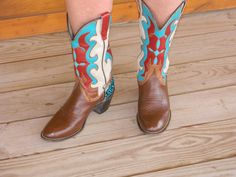 Painted Cowgirl Boots | ... western painted boots from lovewe funky womens western painted boots