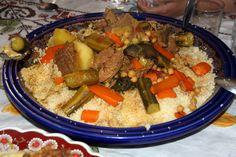 Algerian Couscous