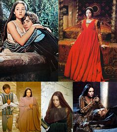 Romeo and Juliet, Franco Zeffirelli film 1968 with Leonard Whiting and Olivia Hussey
