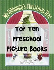 Our top ten picture book choices for preschool and kindergarten.