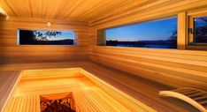Views from Hudson Valley Spa designed by Andre Tchelistcheff Architects