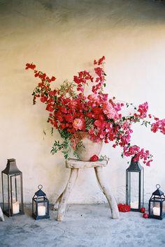 Wedding Ideas By Pantone Colour: Cherry Tomato - Food and drink | CHWV #red #pantone #wedding #dress #weddingdress #bride