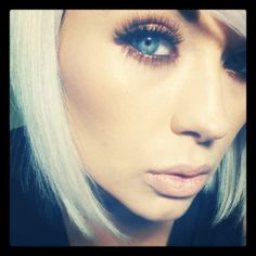 great make up for blondes