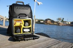 #PelicanPro Mark Davis keeps his camera safe with his #Pelican ProGear Backpack.