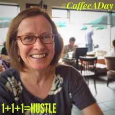 Today for My #CoffeeADay Initiative, Susanne Bowen and I talked about how she hustles for Mission and Meaning.  My CoffeeADay Initiative: 1 cup of coffee with 1 person everyday.  Susanne has spent her career developing strategies and leading organizations. She's a professional communicator that knows ...  http://coffeeaday.net/post/124095875966/today-for-my-coffeeaday-initiative-susanne-bowen