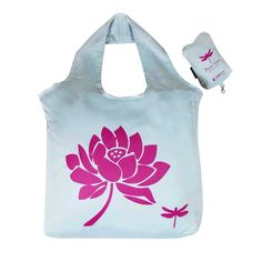 You'll feel zen every time you use this bag (and be proud of your eco-chic style.)
