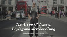 The Art and Science of Buying and Merchandising
