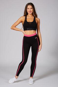 Mesh Tops & Leggings   Leisure & Streetwear   Pineapple