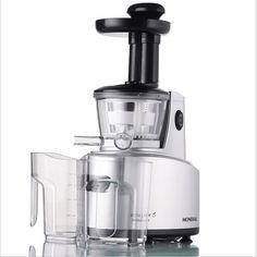 157.70$  Buy now - http://alii04.shopchina.info/go.php?t=32773156876 - 220V/250W Low Speed Mute Juicer 68Rpm Multifunction Fruit Vegetable Milkshake Cooking Machine DIY Juicer Blender 157.70$ #magazineonline