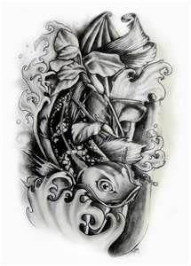 Tattoos On Pinterest Koi Fish Tattoo Hawaiian Tattoo