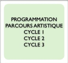 Programmation outils et ressources pour les arts cycle 1, cycle 2 et cycle 3