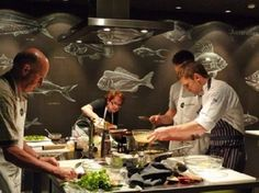 Sydney Seafood School: State-of-the art hands-on cooking facilities #Sydney #Australia http://www.tripadvisor.com.au/ShowForum-g255060-i122-Sydney_New_South_Wales.html