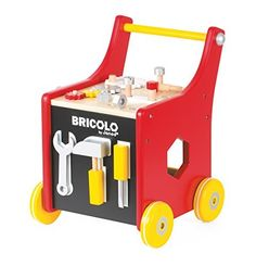 Janod Bricolo Redmaster Magnetic DIY Building Kit by Janod ** You can get additional details at the image link. This is an affiliate link.