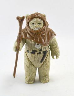 Vintage Star Wars 1983 ROTJ Chief Chirpa Ewok