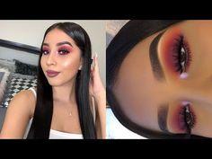 daisy marquez makeup palette looks Makeup Inspo, Makeup Art, Makeup Inspiration, Makeup Tips, Beauty Makeup, Hair Makeup, Hair Beauty, Nail Inspo, Makeup Ideas