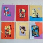 Paper Tiger, collaboration with Mishayla Greist Schmidt, letterpress, collage, painting, and mixed media